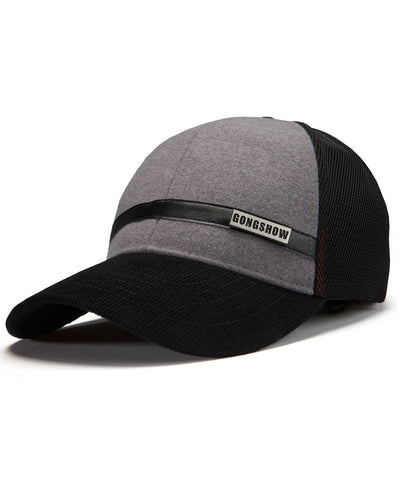 GONGSHOW BLACK STANDARD MOVES MEN'S CAP