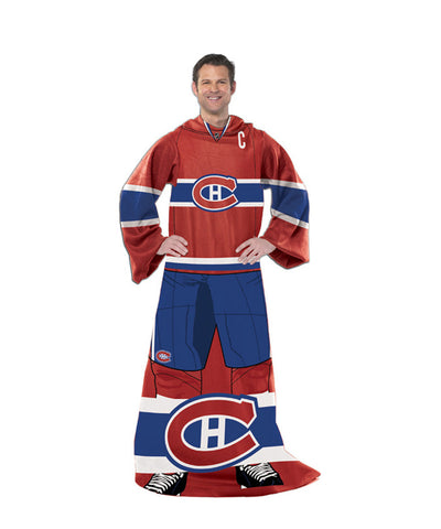 MONTREAL CANADIENS COMFY THROW
