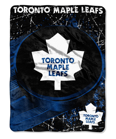 GROSNOR TORONTO MAPLE LEAFS RASCHEL THROW