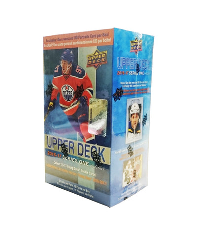 UPPER DECK 2016/2017 SERIES ONE BLASTER BOX