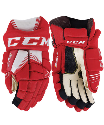 CCM TACKS 7092 JR HOCKEY GLOVES