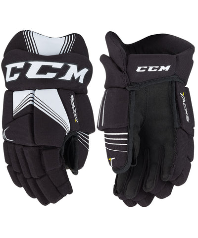 CCM SUPER TACKS YTH HOCKEY GLOVES