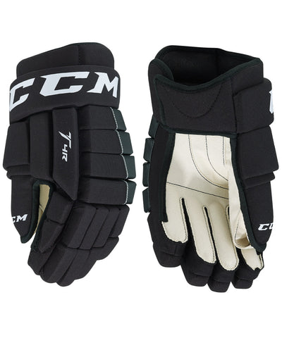 CCM TACKS 4R SENIOR HOCKEY GLOVES