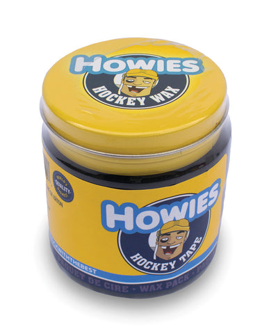 HOWIES HOCKEY TAPE WAX PACK BLACK
