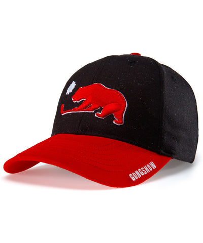 GONGSHOW QUIET MONSTER MEN'S CAP