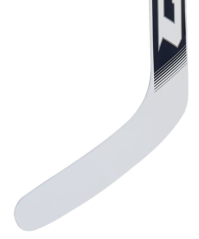 CCM EXTREME FLEX E3.9 SR GOALIE STICK WHITE/NAVY