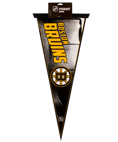 BOSTON BRUINS FELT PENNANT