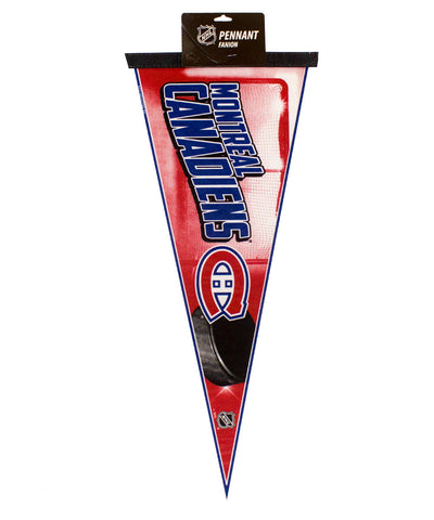 MONTREAL CANADIENS FELT PENNANT