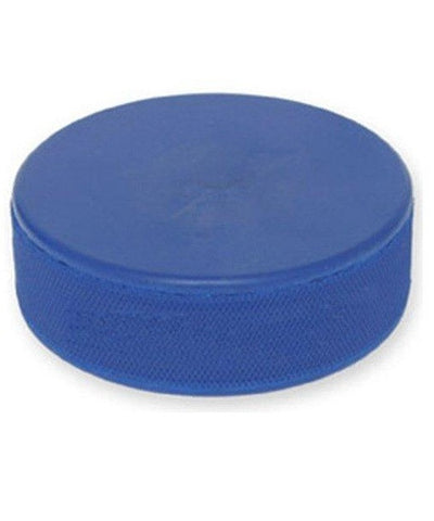 INGLASCO BLUE PRACTICE HOCKEY PUCK