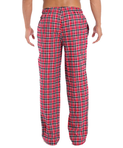 JOE BOXER CHICAGO BLACKHAWKS FLANNEL LOUNGE PANTS
