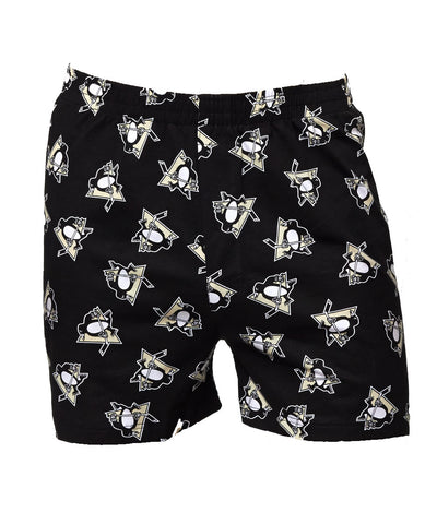 JOE BOXER PITTSBURGH PENGUINS HOCKEY PUCK BOXERS