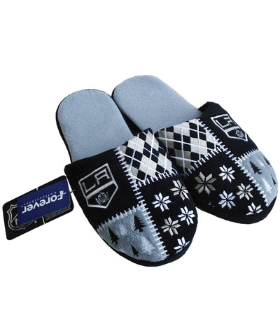 LOS ANGELES KINGS UGLY SLIPPERS