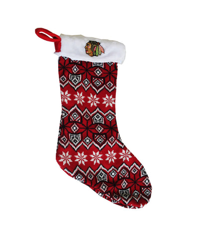 CHICAGO BLACKHAWKS AZTEC STOCKING
