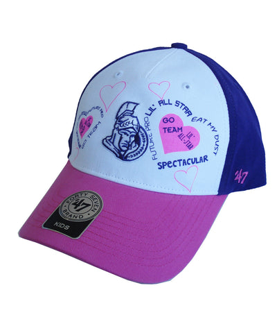 OTTAWA SENATORS CORRA GIRLS CAP