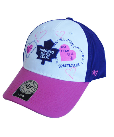 TORONTO MAPLE LEAFS CORRA GIRLS CAP