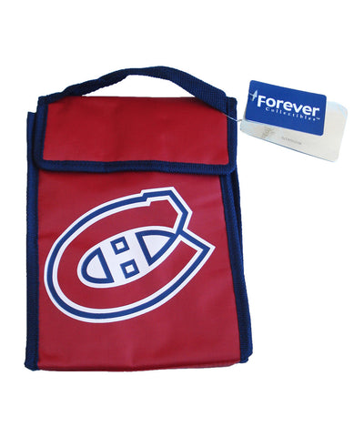 MONTREAL CANADIENS VELCRO LUNCH BAG