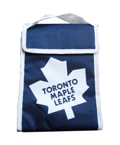 TORONTO MAPLE LEAFS VELCRO LUNCH BAG