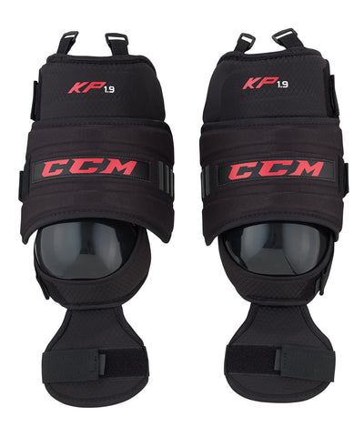 CCM KP1.9 INT GOALIE KNEE GUARDS