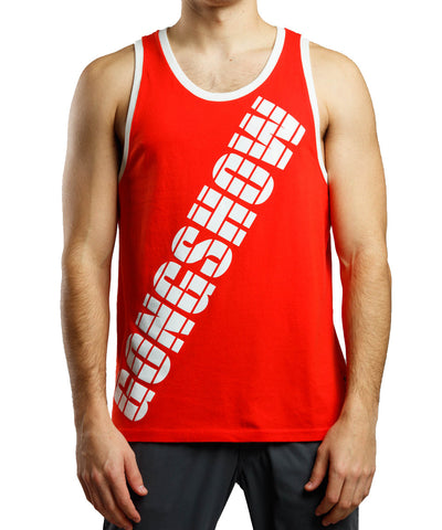 GONGSHOW ATTACK THE SUMMER MEN'S TANK