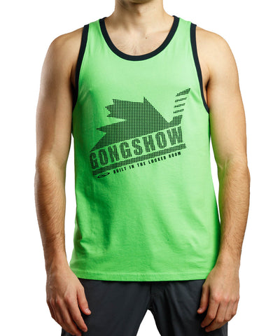 GONGSHOW FLASH IN THE OFF SEASON MEN'S TANK