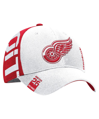 REEBOK DRAFT DAY 2016 DETROIT RED WINGS JR CAP