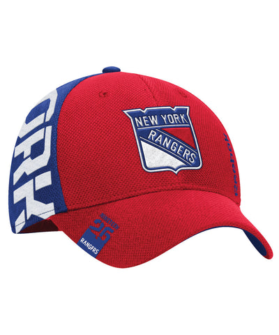 REEBOK DRAFT DAY 2016 NEW YORK RANGERS JR CAP