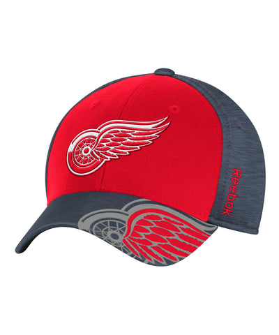 REEBOK DETROIT RED WINGS PLAYOFF 2017 SR CAP