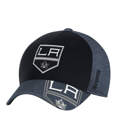 REEBOK LOS ANGELES KINGS PLAYOFF 2017 SR CAP