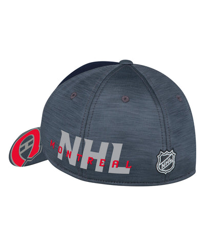 REEBOK MONTREAL CANADIENS PLAYOFF 2017 SR CAP