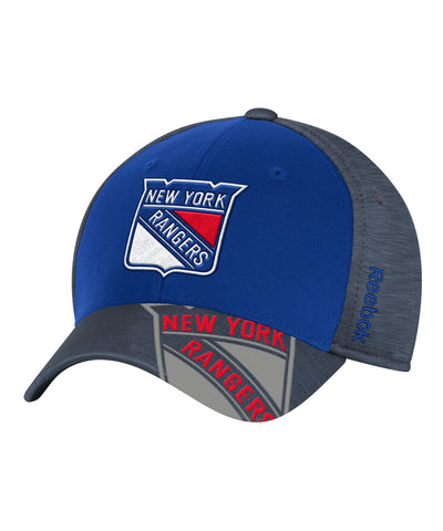 REEBOK NEW YORK RANGERS PLAYOFF 2017 SR CAP