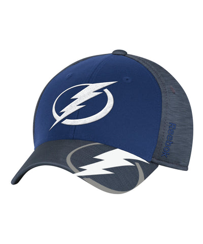 REEBOK TAMPA BAY LIGHTNING PLAYOFF 2017 SR CAP