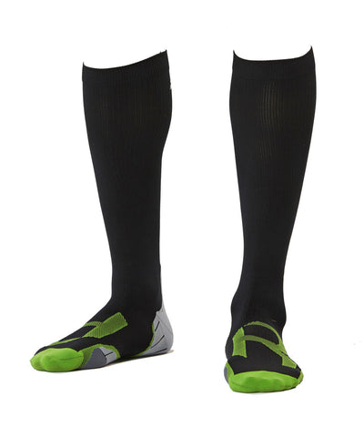 2XU MEN'S COMPRESSION RECOVERY SOCKS G2