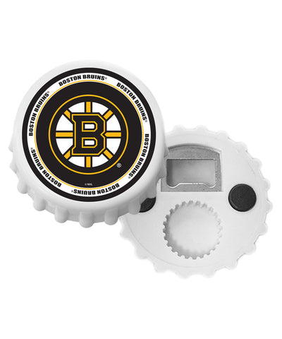 BOSTON BRUINS BOTTLE CAP OPENER