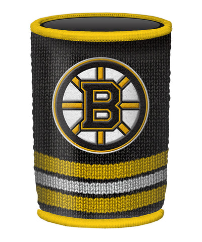 BOSTON BRUINS WOOLIE CAN HOLDER