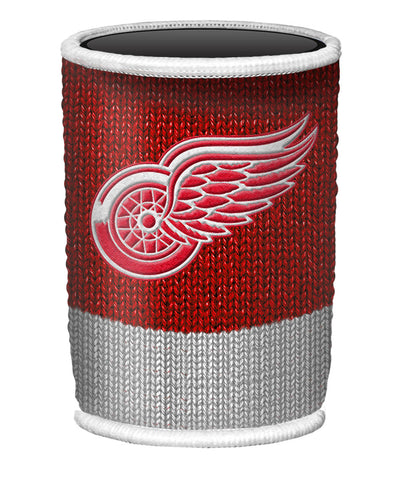 DETROIT RED WINGS WOOLIE CAN HOLDER