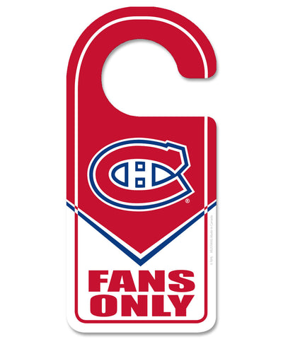 MONTREAL CANADIENS DOOR KNOCKER