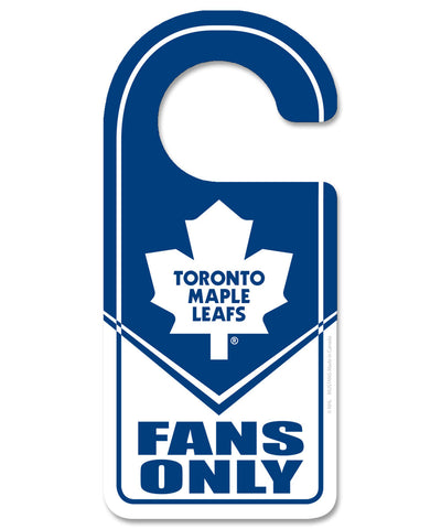TORONTO MAPLE LEAFS DOOR KNOCKER