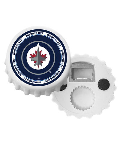 WINNIPEG JETS BOTTLE CAP OPENER
