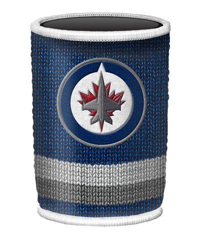 WINNIPEG JETS WOOLIE CAN HOLDER