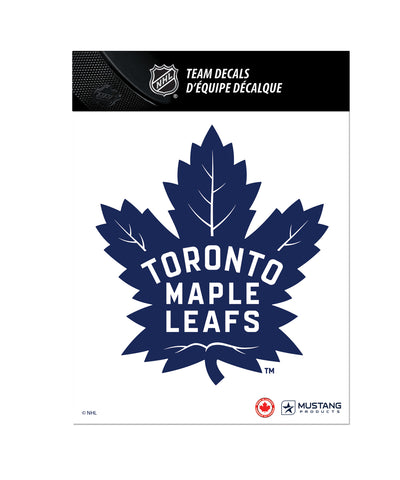 THE SPORTS VAULT TORONTO MAPLE LEAFS TEAM DECAL