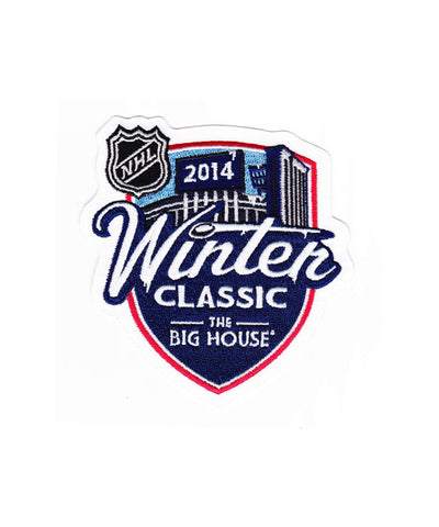 2014 WINTER CLASSIC PATCH