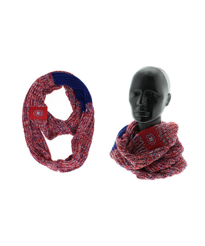 MONTREAL CANADIENS INFINITY FAN SCARF