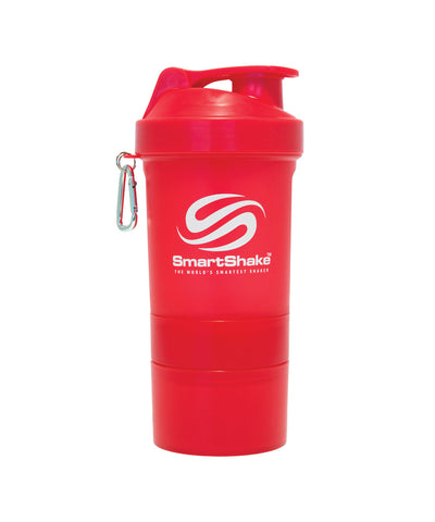 SMARTSHAKE 20OZ SHAKER RED
