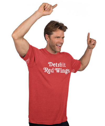 HANDS HIGH DETROIT RED WINGS BLOWOUT TRIBLEND