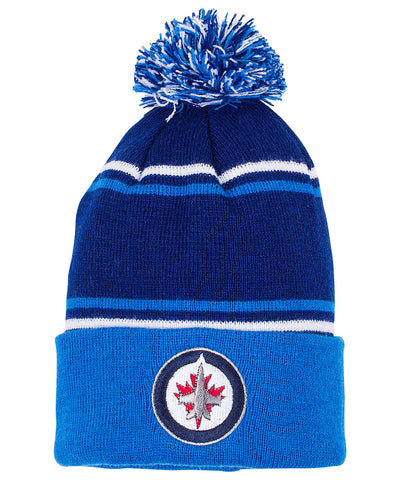 OLD TIME HOCKEY WINNIPEG JETS SNOWBALL JR TOQUE