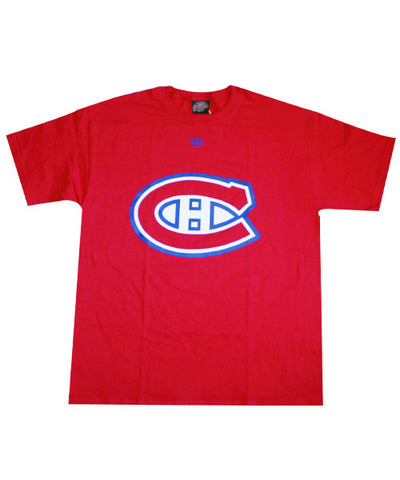 OLD TIME HOCKEY BIG LOGO MONTREAL CANADIENS SR T-SHIRT