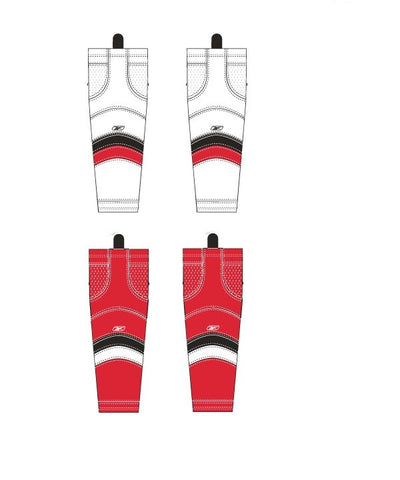 REEBOK EDGE OTTAWA INTERMEDIATE HOCKEY SOCKS