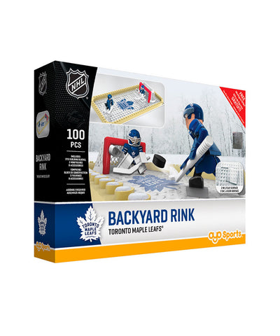 OYO SPORTS TORONTO MAPLE LEAFS BACKYARD RINK