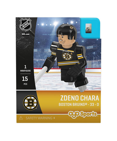 OYO SPORTS BOSTON BRUINS CHARA GEN 3 MINIFIGURE