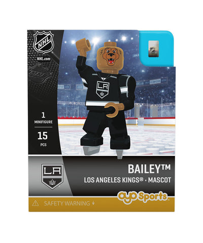 OYO SPORTS LOS ANGELES KINGS BAILEY GEN 3 MINIFIGURE